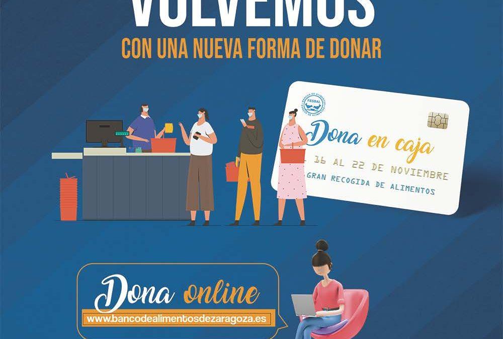 «Voluntariado en favor del Banco de Alimentos»