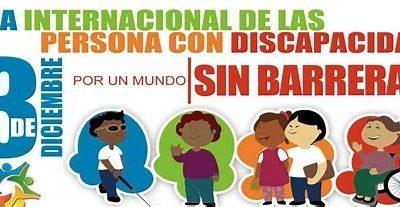 «Día Internacional de las Personas con Discapacidad»